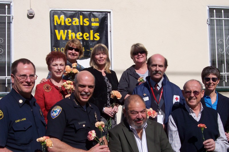 Meals on Wheels West 2009 March for Meals