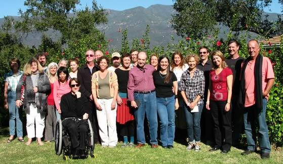 2010 Retreat in Ojai, California