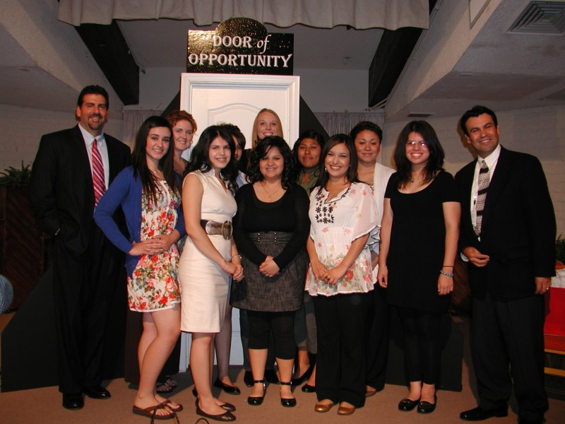 2010 Billie Gannaway Memorial Scholarship Recipients