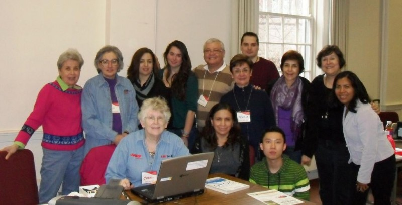 Tax clinic volunteers