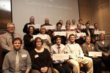 2011 GGF Grantees