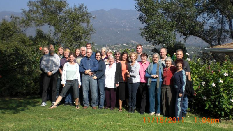 2011 Retreat in Ojai, California