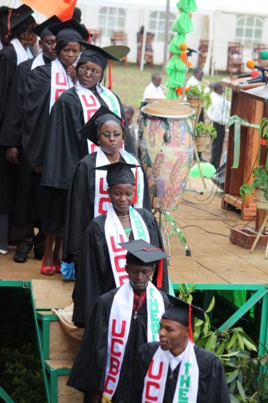 UCBC 2011 Graduates