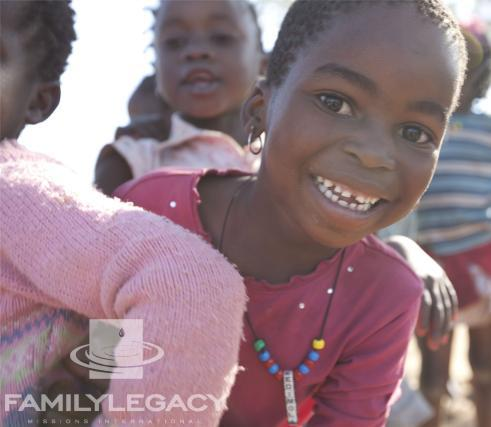 Transforming the Nation of Zambia One Child at a Time