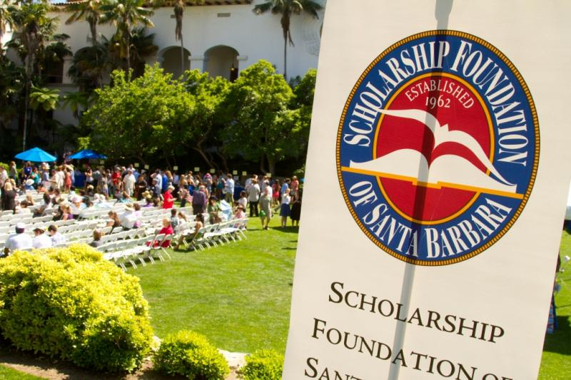 Our Annual Awards Ceremony at the Santa Barbara County Courthouse Sunken Gardens