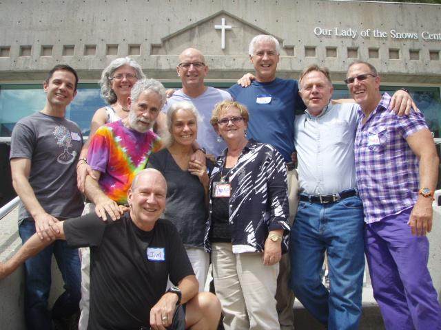Members of the amazing Weekend of Recovery Facilitator team!
