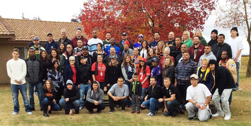 Valley Teen Ranch Staff 2015