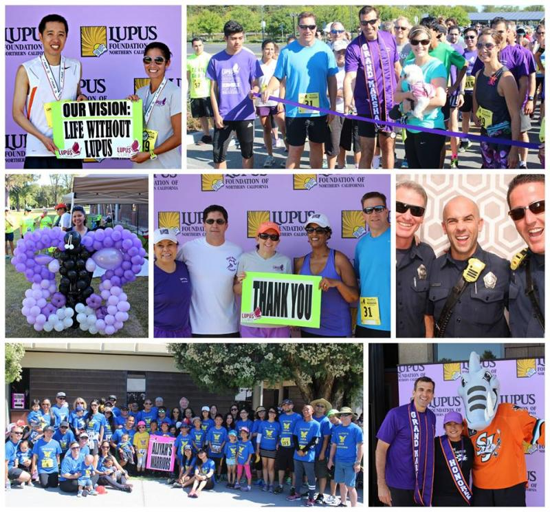 2016 Drumbeat for a Lupus Cure 5k Run/Walk