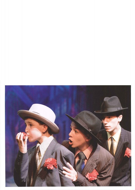 Youth Theatre Conservatory performs Guys & Dolls