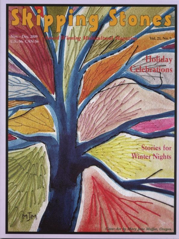 Cover for Nov-Dec.2009  issue, by Mary Jane Moffat