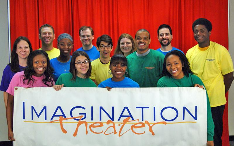 Imagination Theater's Social Issues Ensemble