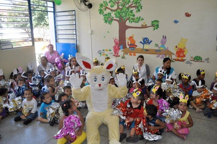 Easter at the Day Cares