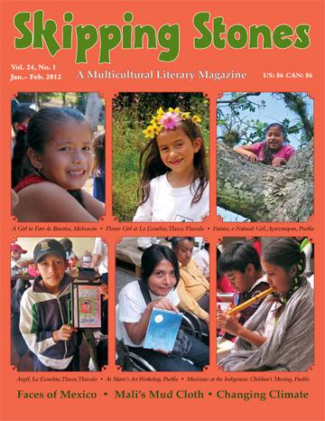 Vol. 24, no. 1 (Jan.-Feb. 2012) Children in Mexico by Dick Keis