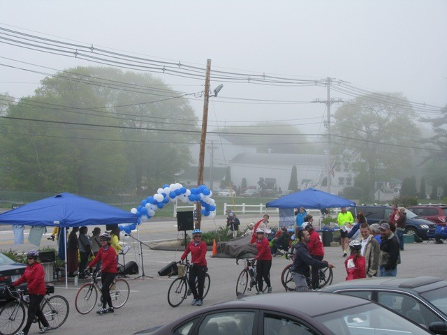 2009 Seacoast Bike Trek