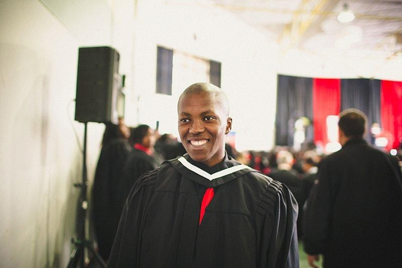 Xolani's Graduation