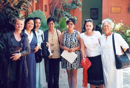 2nd Annual Meeting of International Network of Women's Funds, Oaxaca, Mexico