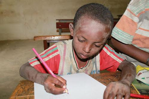 Meet Abzura, Abzura is a street child living in Dire Dawa Ethiopia. He is now able to attend school!
