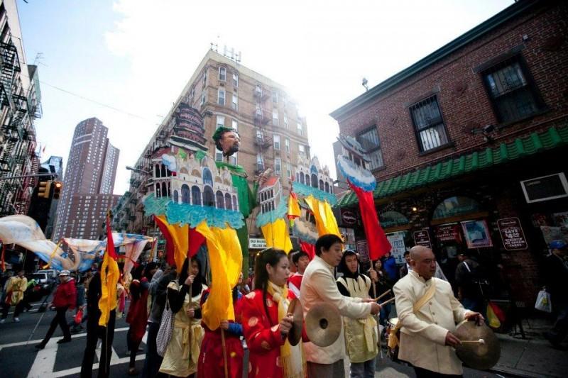 Marco Polo Silk Road Festival