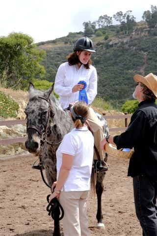 Our Therapeutic Riding program benefits children and adults who have a variety of special needs
