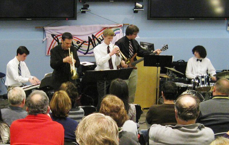 JOMP Jazz at First Night Worcester