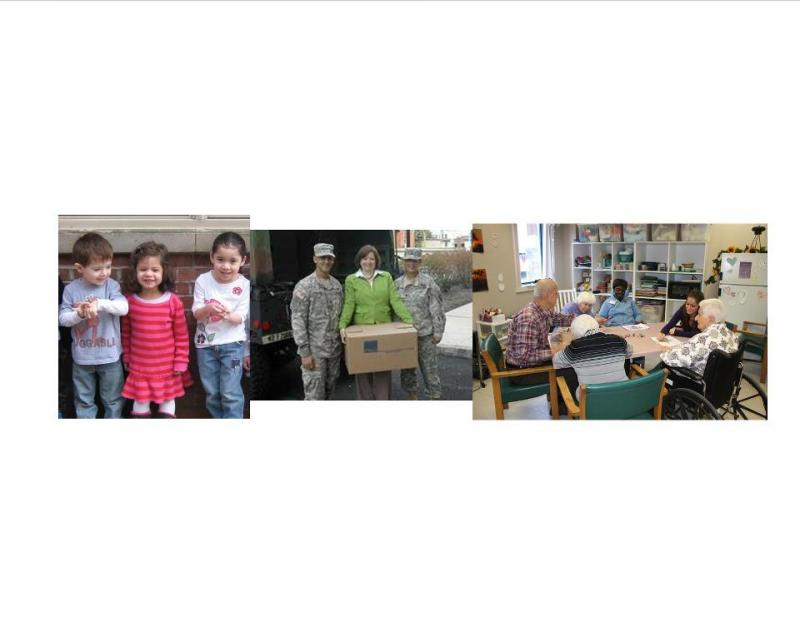 Children & Families, Seniors and Military