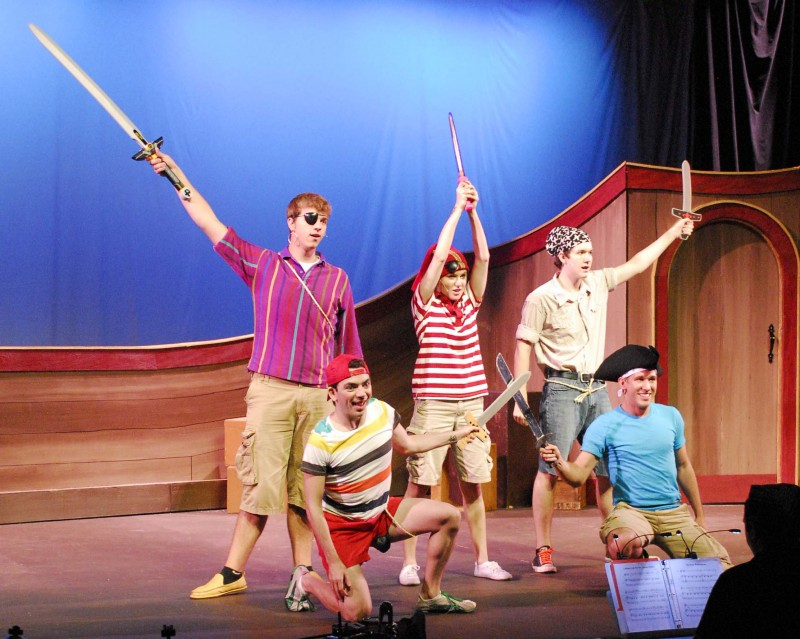 A Pirate's Life for Me - Theatre for Young Audiences 2010