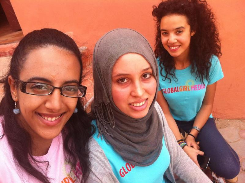 GlobalGirls in Morocco