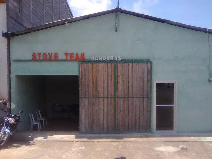 The outside of our newest factory in Honduras