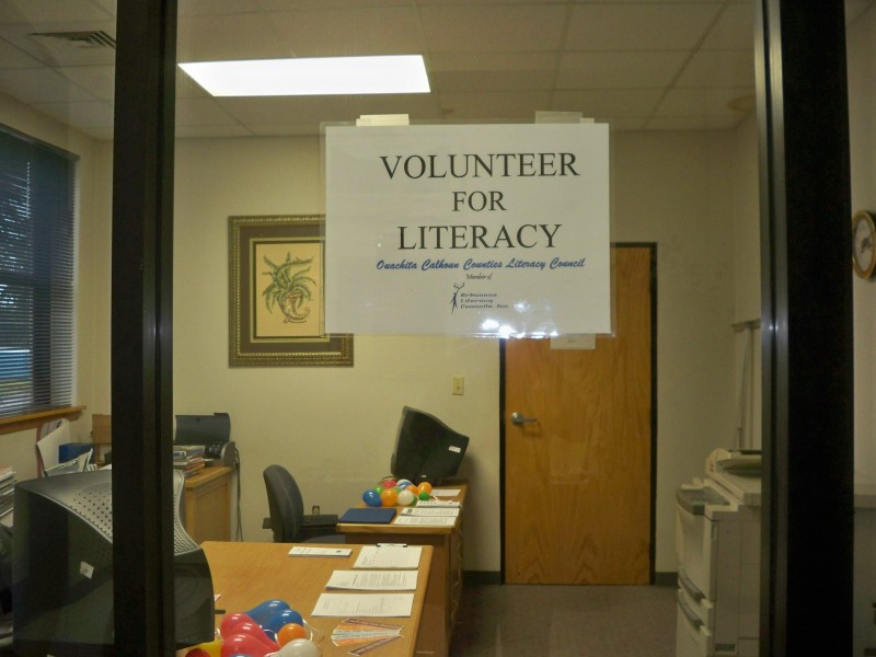 Ouachita Calhoun Counties Literacy Council