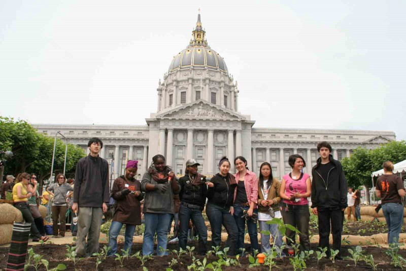 BEET Rangers at City Hall