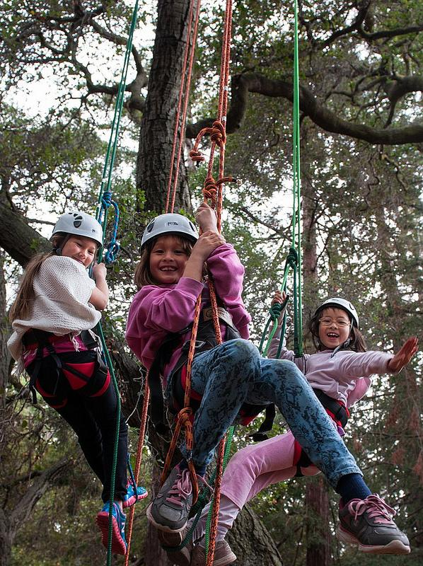 Canopy provides fun learning opportunities where kids feel a sense of ownership of their urban environm