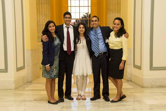 HAF's 2013 Congressional Interns