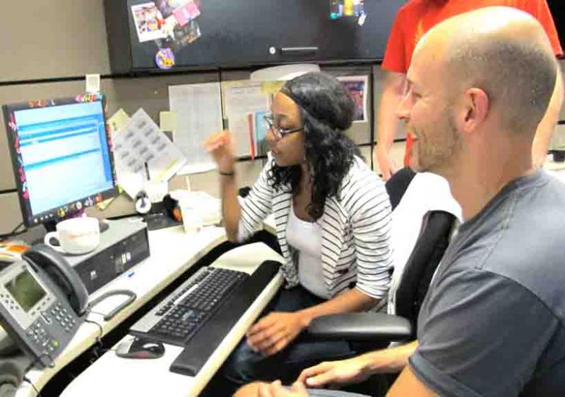TechSoup Global staff provide thousands of nonprofits with software donations.