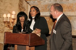 Client Speakers at our 2009 Annual Benefit