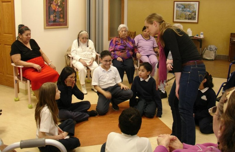 Intergenerational activity