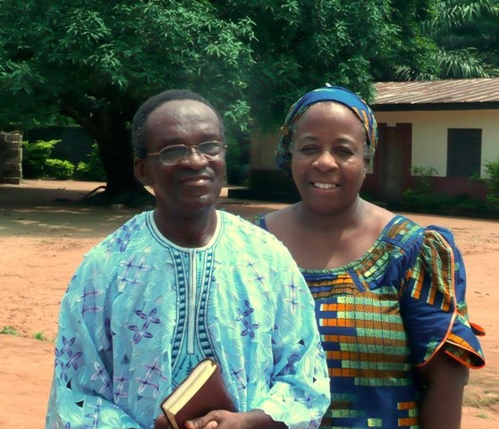 Rev and Mrs Ambrose Anyanwu opened the Eziama Motherless Babies Home in 1980.