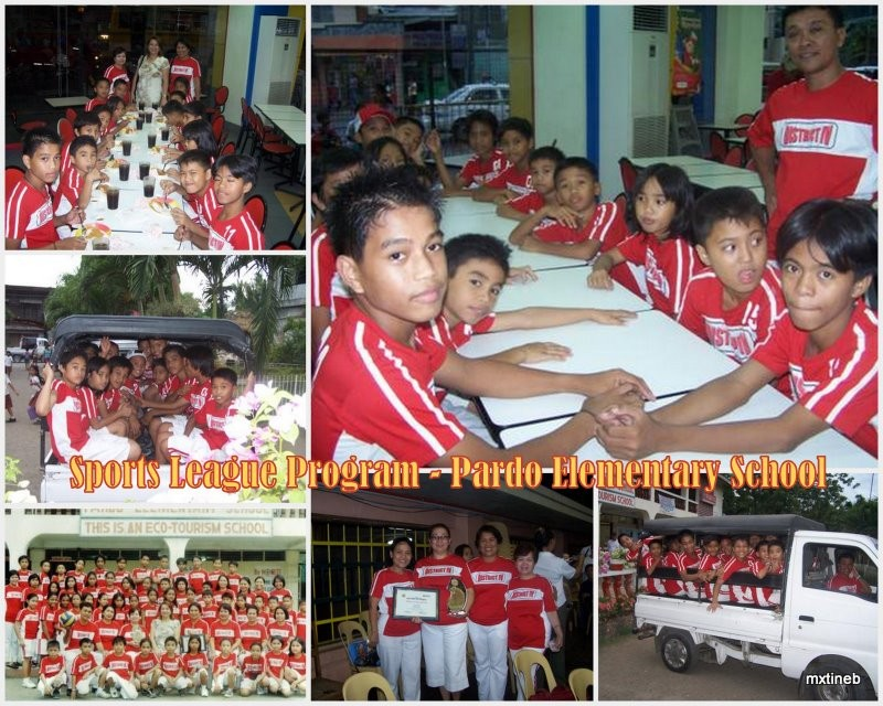 Sports League Program -  Pardo Elementary School
