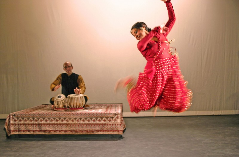 A partnership with the Asian Cultural Association fuses Indian and contemporary dance