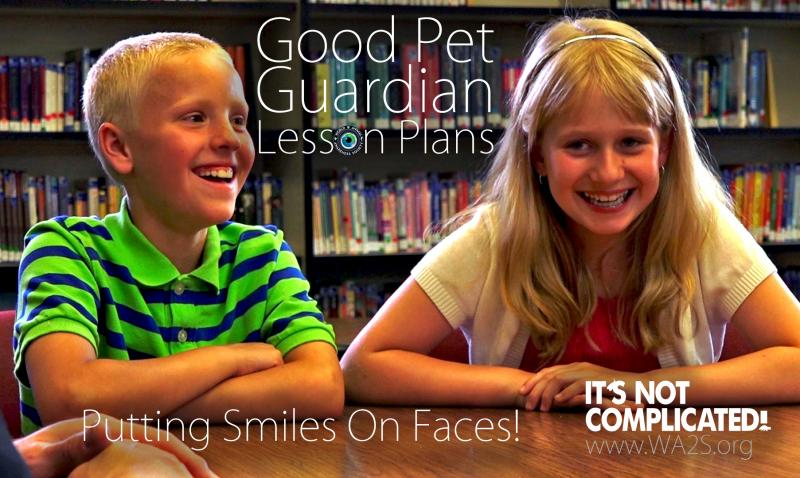 The #1 issue facing domesticated dogs in large cities in the United States today is a lack of education - specifically; teaching young people how to be Good Pet Guardians!
