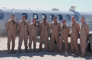 Airmen supported by SSOT