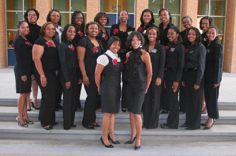 The MLLES Alumnae, 2008