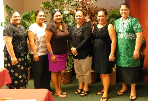 Training Healthy Families American Samoa