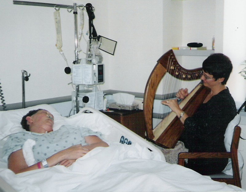 Bringing music into the hospital setting