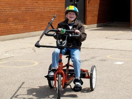 Variety purchased adaptive bikes for kids with physical disabilities!