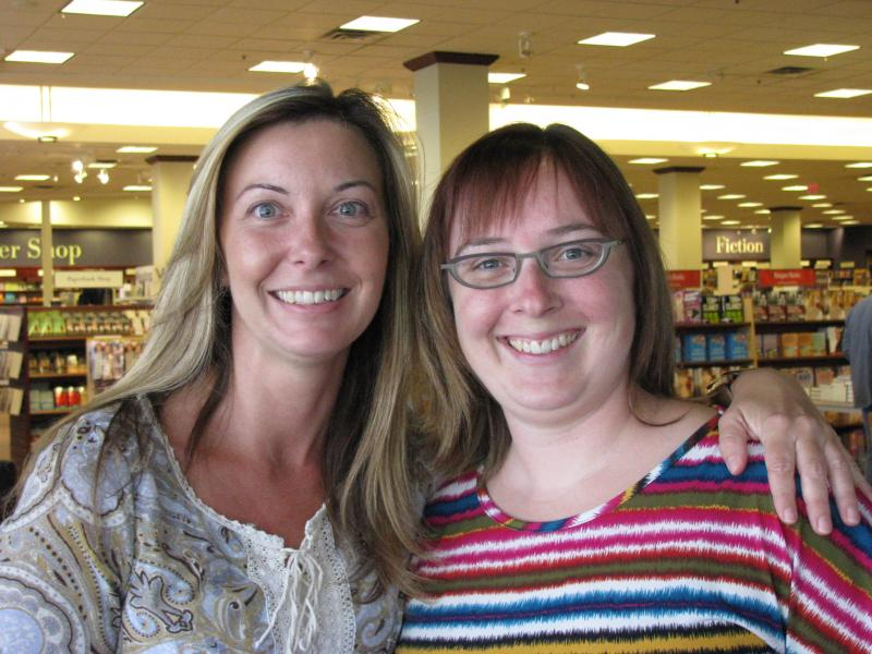 Two W4C3 Coaches: Angela Goodeve & Carrie Morgan