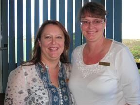 Arlagene Groves & Coralie Roll - THOS Australia