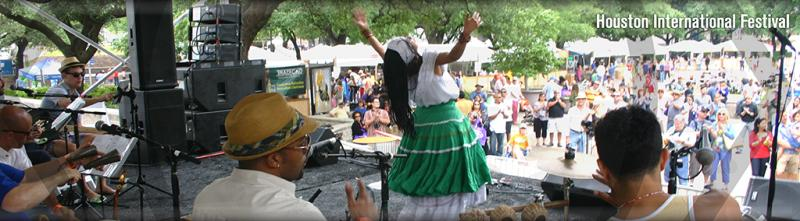 Houston International Festival | Brazilian Arts Foundation