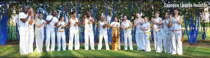 Capoeira Luanda Houston | Houston is Inspired | Brazilian Arts Foundation