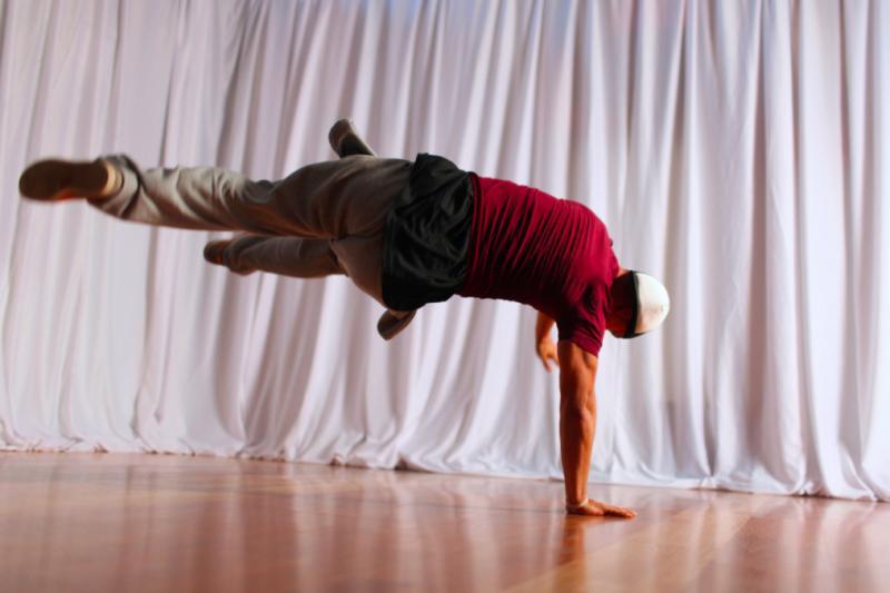 B'boy Lego, Breakdance instructor