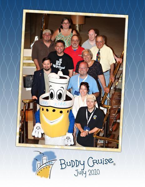 2010 Presenters & Buddy!